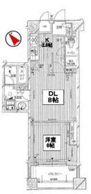高島町駅 徒歩4分3階Fの間取り画像