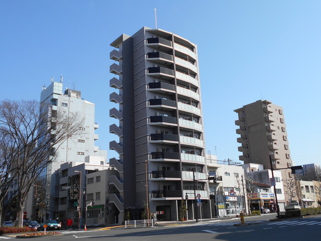 Aoiレジデンス早稲田◆の外観画像