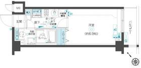 フェニックス練馬桜台2階Fの間取り画像