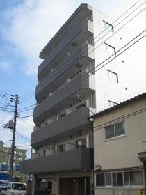 スカイコート武蔵新田の外観画像