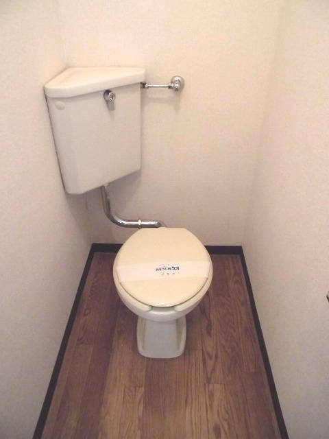 カサベルダ三ツ境トイレ