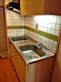 プロジェクト2100日赤通り No.51  : 2階キッチン