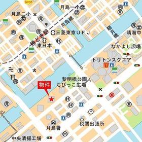 DEUX TOURS EAST棟案内図