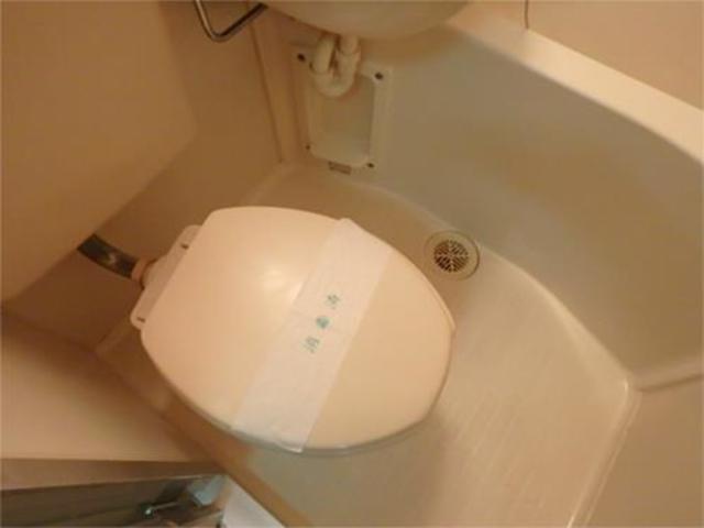 フラワーハイムトイレ