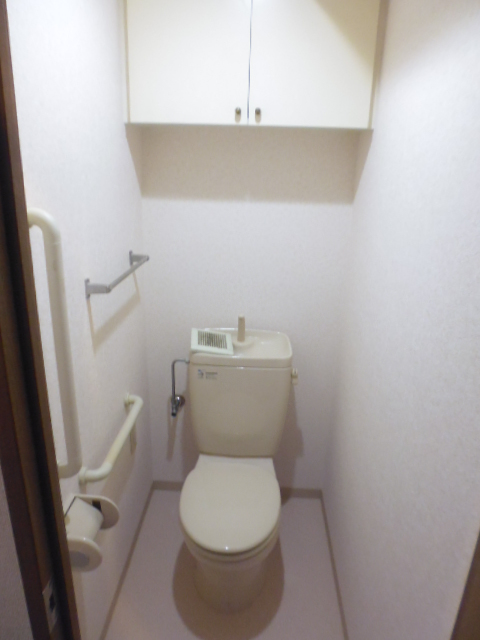 エスペランサ白子壱番館トイレ