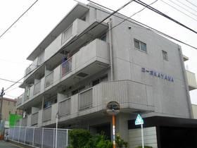 コーポカヤマの外観画像
