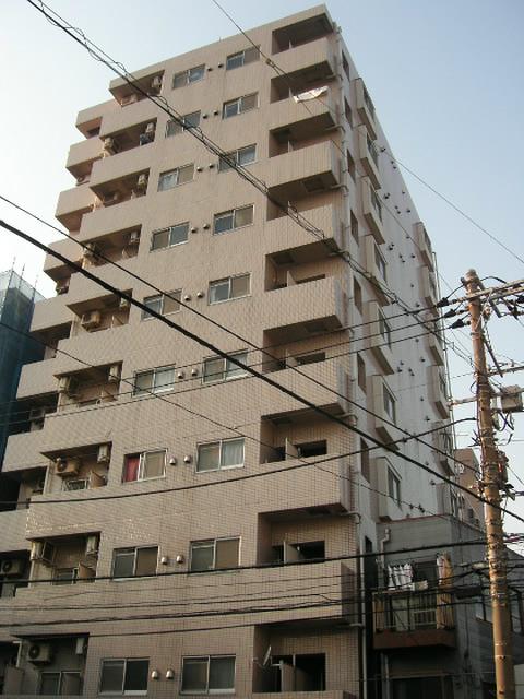 スカイコート西横浜6外観