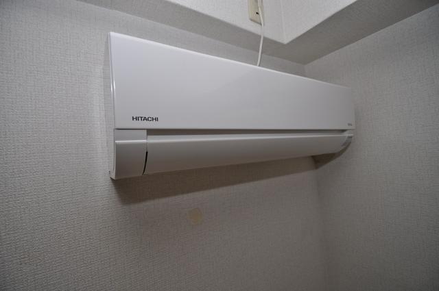 メゾンSK 最初からエアコンが付いているなんてお得ですね