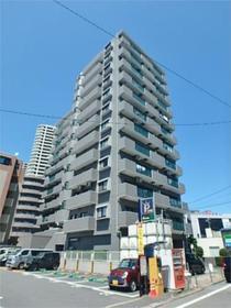 ライオンズマンション橋本駅前の外観画像