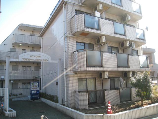 スカイコート横浜南太田の外観画像