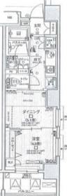 日神デュオステージ関内大通り公園9階Fの間取り画像