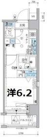 リアルテ錦糸町2階Fの間取り画像