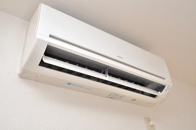 雅ハイツⅠ エアコンが最初からついているなんて、本当にうれしい限りです。