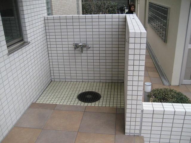 ペット洗い場・2
