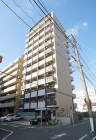 12階建てのRC造マンション