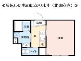 nozomio生麦EAST2階Fの間取り画像