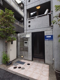祖師ヶ谷大蔵駅 徒歩23分エントランス