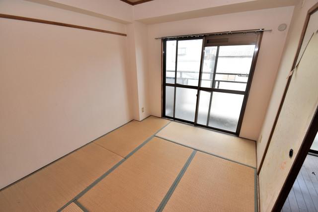 湊川マンション もうひとつのくつろぎの空間、和室も忘れてません。