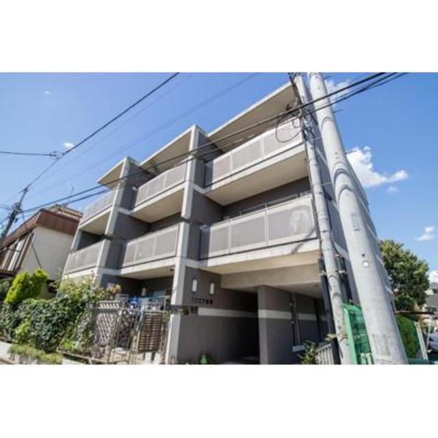 地下鉄赤塚駅 徒歩4分の外観画像