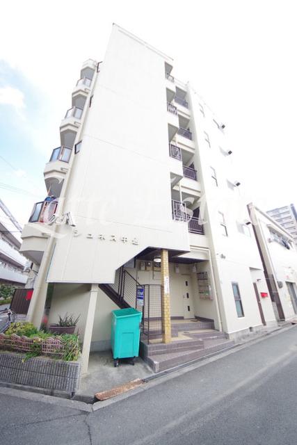 大阪市都島区都島中通1丁目の賃貸マンションの外観