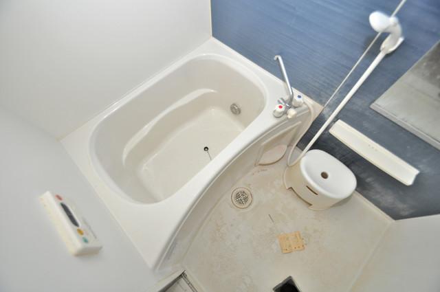 フォンテーヌ ちょうどいいサイズのお風呂です。お掃除も楽にできますよ。
