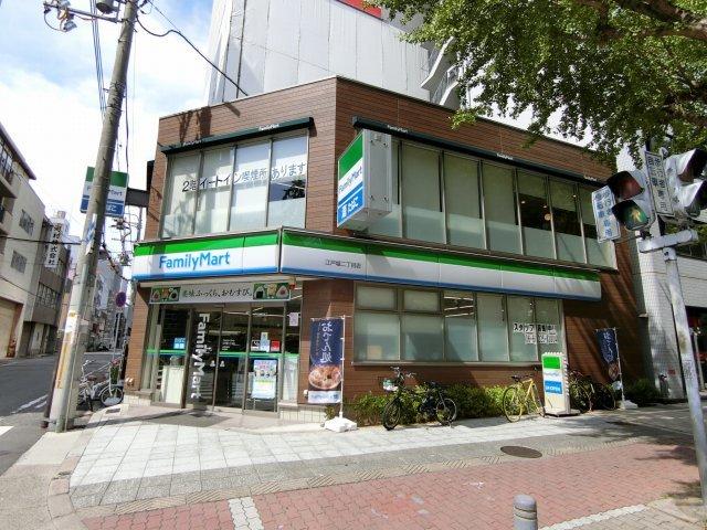 ファミリーマート江戸堀二丁目店