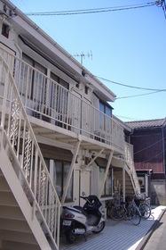 アムール駒込の外観画像