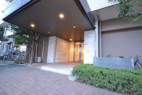 阿佐ヶ谷駅 徒歩4分エントランス