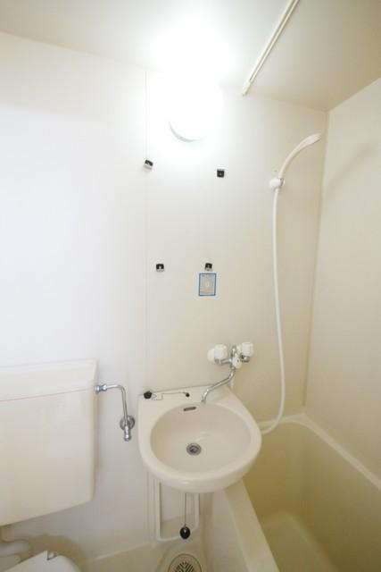 カーサルーチェ洗面所