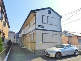 海老名駅 バス8分「上今泉」徒歩2分の外観画像