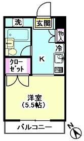 HOUSE・K 308号室