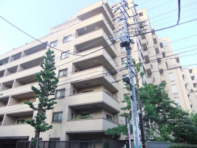アトラス江戸川アパートメント外観