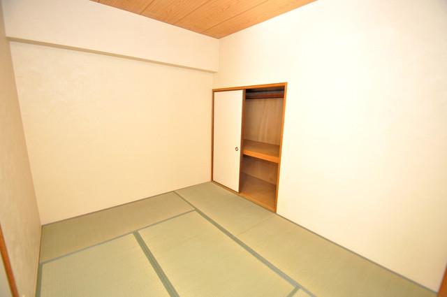 グランドール杉の木 もうひとつのくつろぎの空間、和室も忘れてません。