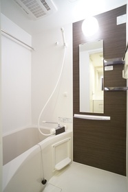 浴室乾燥付のバスルーム☆