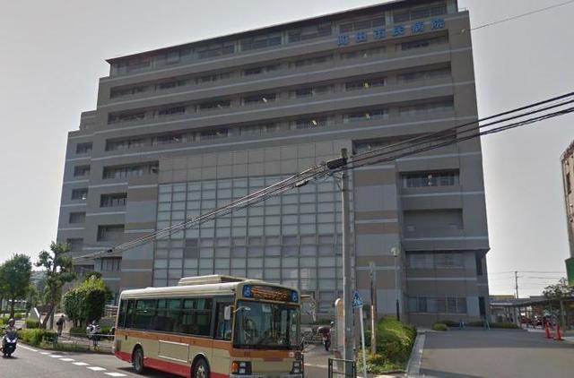 ウィステリアB棟[周辺施設]病院