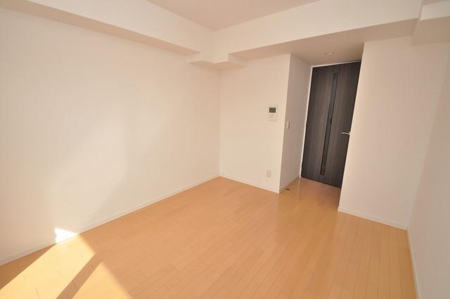 CASSIA高井田SouthCourt シンプルな単身さん向きのマンションです。