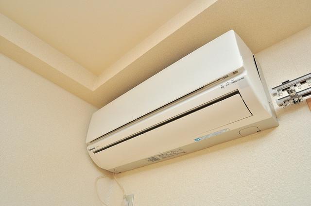アンプルールフェールU-HA エアコンが最初からついているなんて、本当にうれしい限りです。
