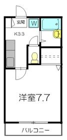 マノワール3階Fの間取り画像