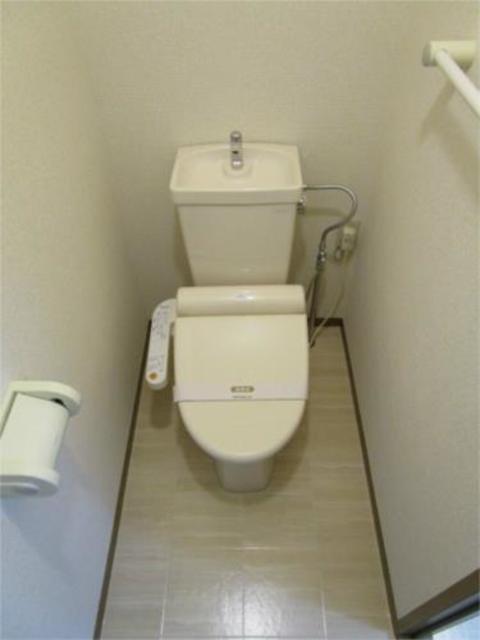 ハイカムールKトイレ