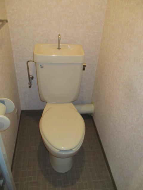 エディフィシオ赤塚トイレ