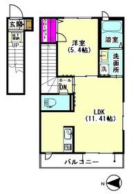 クレールメゾン 201号室