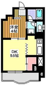 東武練馬駅 徒歩15分3階Fの間取り画像