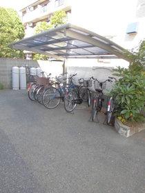 日吉駅 徒歩8分共用設備