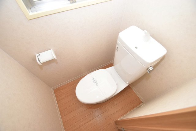 星和ビル スタンダードなトイレは清潔感があって、リラックス出来ます。