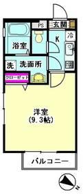 コーラル下丸子 203号室