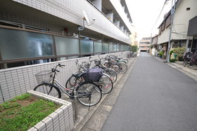 中井駅 徒歩15分共用設備