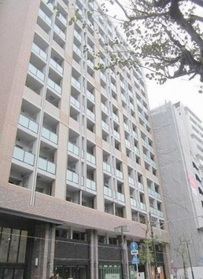 パークホームズ横濱関内外観