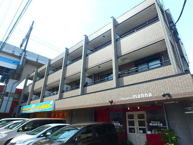 黒川駅 徒歩4分の外観画像