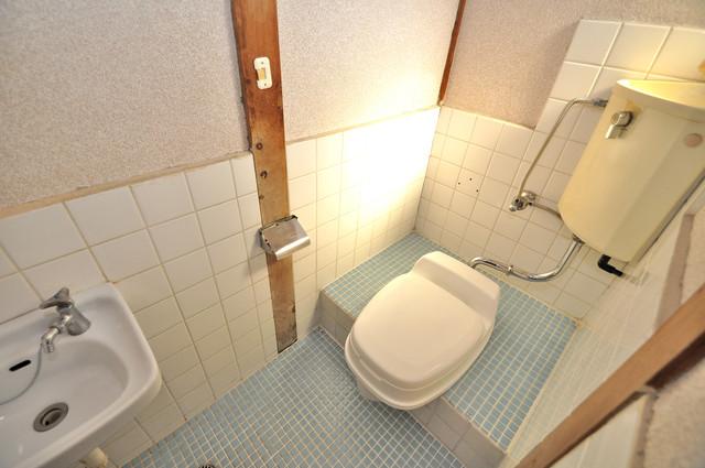 若江本町4-8-40貸家 清潔で落ち着くアナタだけのプライベート空間ですね。