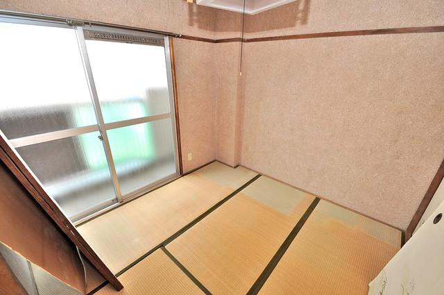 第二コーポ春日荘 もうひとつのくつろぎの空間、和室も忘れてません。